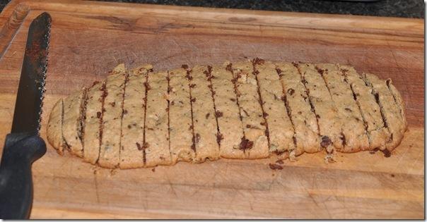 Biscotti Cut