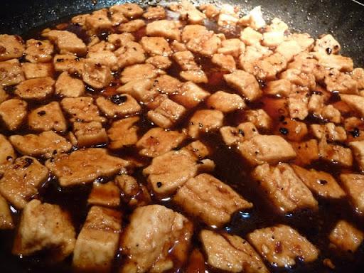 Bourbon Chicken Recipe Like The Mall