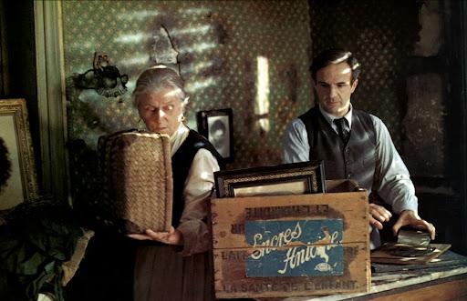 Chambre Verte Truffaut : La camera verde cinema