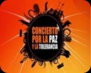 concierto por la paz y...