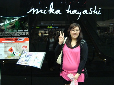 mika kayashi