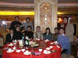 2006 年的年会(即收工酒),这是我们团队(CMREST)及另一个团队(WSSGIT)之合影。