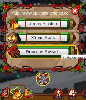 Cara Mendapatkan Pinecones di Ninja Saga