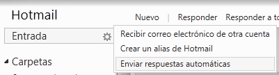 Crear alias en hotmail 1