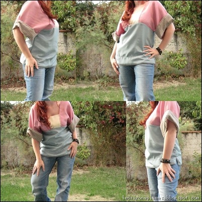 blousekimono