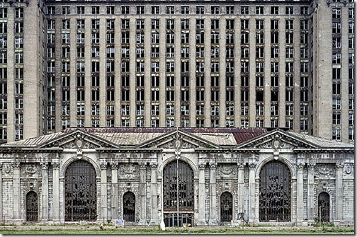 Detroit Michigan Central Station