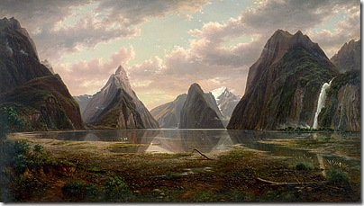 Von Guerard Milford Sound