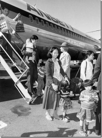 Vietnamese refugees 1979