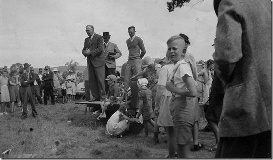 On the hustings 1943
