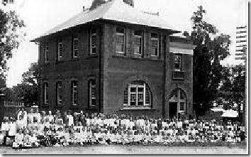 Armidale Public Girl's School 1920