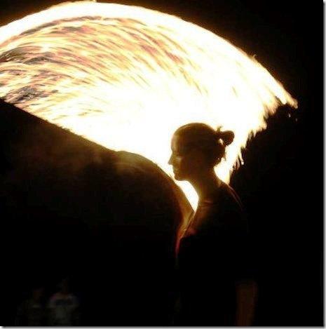 Fire sword Bondi 2010 2
