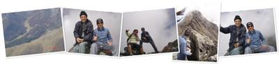 Ver Subida al pico El Gavilan 4.210 mts snm 12oct2010