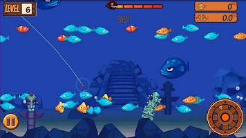 Screenshot of Fishing Monkey
