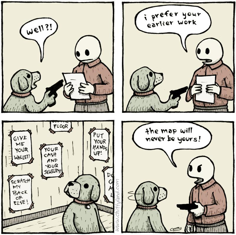 Dog & Man II