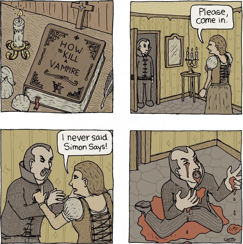 Kill a Vampire