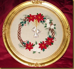 Original Design - Ring Around the Wreath - Seminar Class by Sherry Johnson