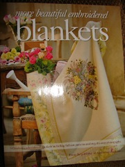 Cover of More beautiful embroidered blankets