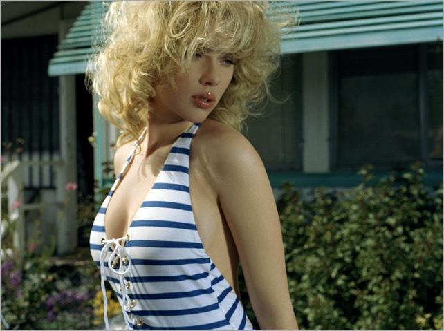 Scarlett Johanson - Sheryl Nields