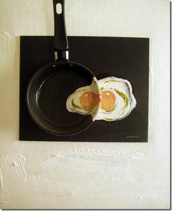 Huevo con marcha