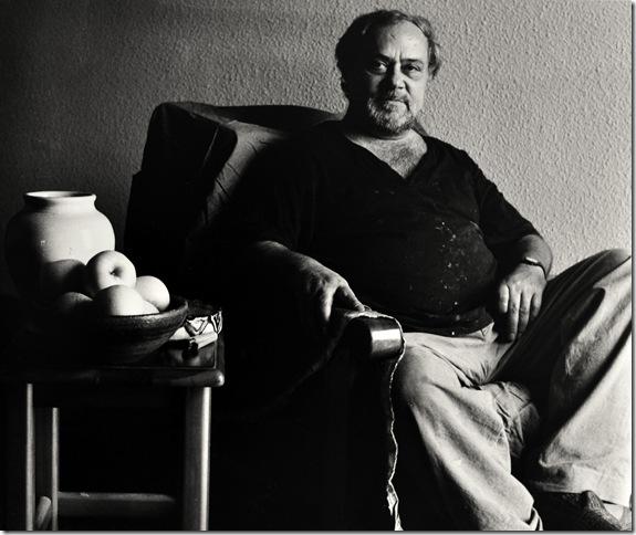 Alfonso Parra - fotografia Fernando Arocena
