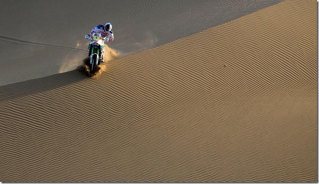 Chaleco lopez - Dakar2011