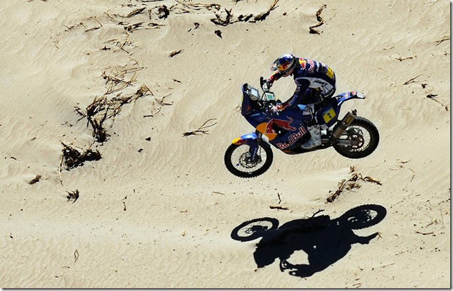 Cyril Despres - Dakar 2011