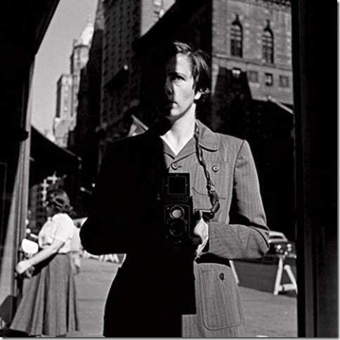 Vivian Maier - autoretrato