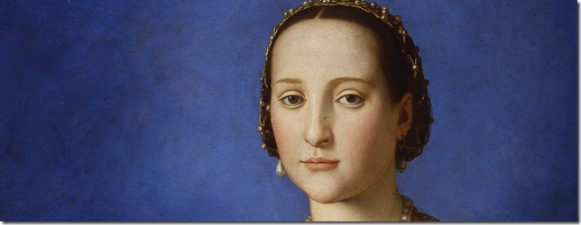Retrato de Eleonora de Toledo, Bronzino