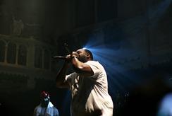 Wu Tang live at Paradiso Amsterdam by cdp-34