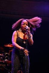 Leela James live at Paradiso by cdp 005
