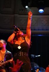 Leela James live at Paradiso by cdp 008