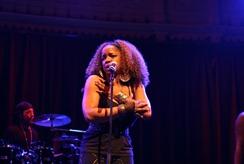 Leela James live at Paradiso by cdp 011