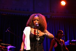 Leela James live at Paradiso by cdp 025