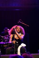 Leela James live at Paradiso by cdp 031