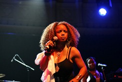 Leela James live at Paradiso by cdp 034