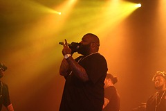 Rick Ross Amsterdam by cdp-47