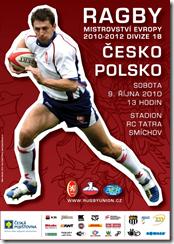2010 Czech RvPolandposter