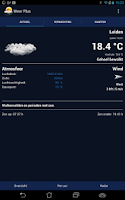 Screenshot of Weather - Plus