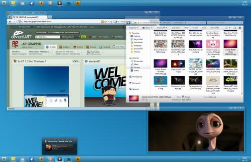 Soft7 Windows 7 Theme