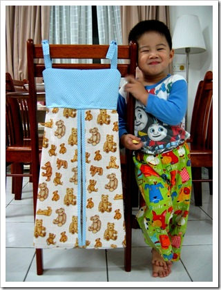 Diaper Stacker for Joel