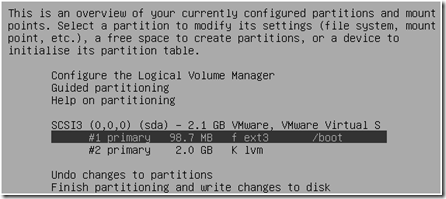 ubuntu-install-partitions