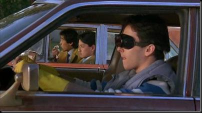 Y no porque los protagonistas fueran unos frikis; lo que pasaba es que los coches no llevaban alerones ni el tubarro trucado.