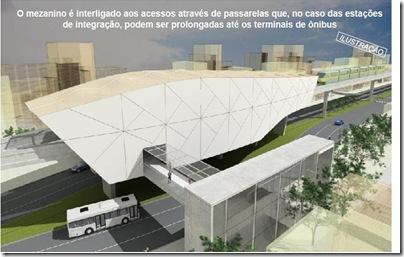 Obra Monotrilho Manaus (3)