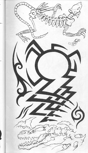 Best Arm Sleeve Tattoo Design