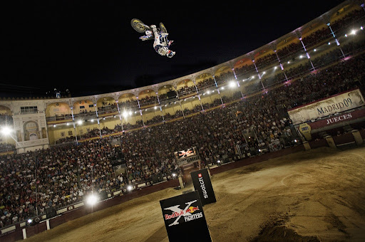 Robbie Maddison - Madrid 09  (c)Jˆrg Mitter/Red Bull Photofiles