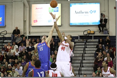 Red Claws vs Tulsa 66ers 006