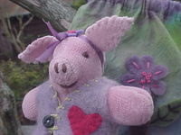 This Little Bloomin' Piggy