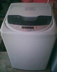 mesin basuh baju