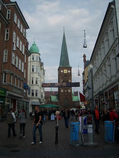Danijos miestas aarhus
