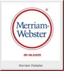 Merrian webstar